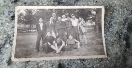 L'équipe Du Centre Sanitaire 1943 - Guerre, Militaire