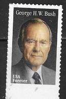USA,2019, MNH , US PRESIDENTS, GEORGE H.W. BUSH, 1v - Other