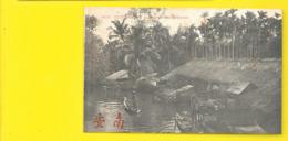 COCHINCHINE Arroyo Route De Cholon (Dieulefils) Viet-Nam - Viêt-Nam
