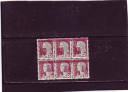 0,25 MARIANNE DE DECARIS - N° 356 - Surcharges Manuelles ALGER - Rouge - N° 1-12R - - 1960 Marianne (Decaris)