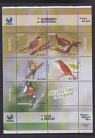 Paraguay (2018) - MS -  /  Birds - Oiseaux - Aves - Pájaros