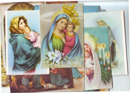 POSTCARDS Sacral Lot 6,15 Pieces,mostly New - Postkaarten