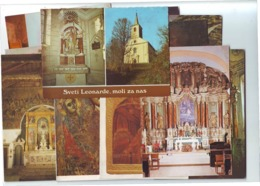POSTCARDS Sacral Lot 7,15 Pieces,mostly New - Postcards