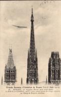 CPA - Grande Semaine D'Aviation De Rouen (19-26 Juin 1910)(76)(Seine-Maritime) - Morane Sur Monoplan Blériot - Meetings