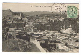LAGHOUAT  VUE GENERALE - Algerije