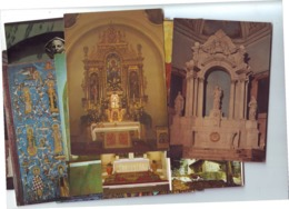 POSTCARDS Sacral Lot 9,15 Pieces,mostly New - Postkaarten