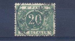 Nr. TX14A Met Naamstempel MARTENS... - Postzegels