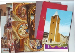 POSTCARDS Sacral Lot 12,15 Pieces,mostly New - Postcards