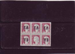 0,25 MARIANNE DE DECARIS - N° 356 - Surcharges Manuelles ALGER/BLIDA - GRIS/NOIR - N° 1.42 - - 1960 Marianne (Decaris)