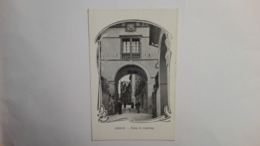 Asolo (Treviso) - Porta S.Caterina - Italy