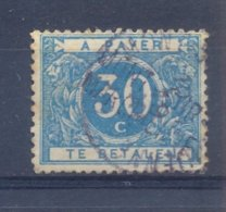 Nr. TX15A Met Naamstempel MONT SUR MARCHE - Postzegels