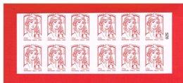 FRANCE - 2013 - CARNET N° 851-C7 - NEUF** NON PLIE -  Marianne De CIAPPA Et KAWENA - TVP - Y&T - COTE: 25.00 Euros - Definitives