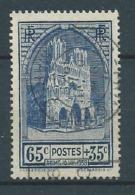 FRANCE 1938 . N° 399 . Oblitéré . - Oblitérés