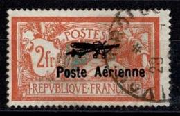 France Poste Aérienne 1927 - Salon International De L'aviation - YT N°1 - Oblitéré - 1927-1959 Oblitérés