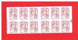 FRANCE - 2014 - CARNET N° 851-C8 - NEUF** NON PLIE -  Marianne De CIAPPA Et KAWENA - TVP - Y&T - COTE: 25.00 Euros - Definitives