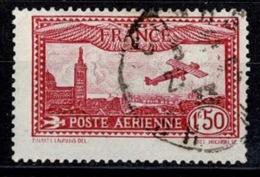 France Poste Aérienne 1930 - Avion Survolant Marseille - YT N°5 - Oblitéré - Airmail