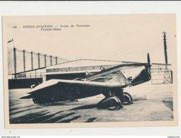 ISTRES AVIATION AVION DE TOURISME FARMAN GIPSY CPA BON ETAT - 1939-1945: 2ème Guerre