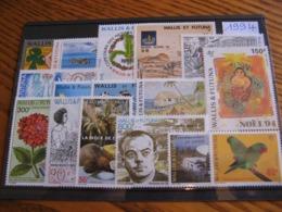 WALLIS ANNEE COMPLETE 1994 NEUVE ** LUXE FACIALE 27,01 EUROS - Unused Stamps