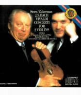 CD N°825 - STERN / ZUKERMAN - J.S. BACH - VIVALDI - COMPILATION - Classical