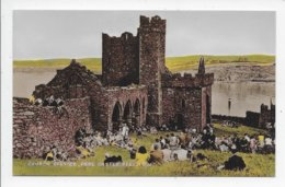 Church Service, Peel Castle, I.O.M.. - Photonia 53 - Isle Of Man