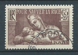 FRANCE 1937 .  N° 356  Oblitéré . - France