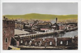 Peel From The Castle, I.O.M.. - Photonia 47 - Isle Of Man