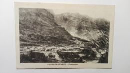1920 - Castellavazzo (Belluno) - Panorama - Altre Città