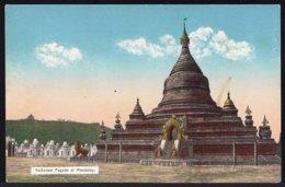 MANDALAY - BURMA --- KUTHODAW PAGODA  ! - édit. Ahuja Rangoon - Perfect! - Myanmar (Birma)