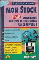 Logiciel Je Gère Mon Stock - Pour DOS 5.0 Ou Supérieur (1994, TBE+) - Autres