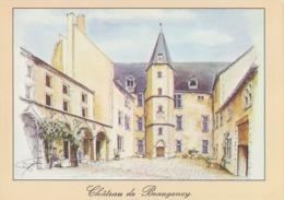 Michel PERRÉARD: Paysages Inoubliables ## CANNES: La Croisette Vue Du Suquet ## - CPM Neuve (150 X105). - Beaugency
