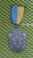 Medaille :Netherlands  - De Lathmer - Wilp - 1950-1975  / Vintage Medal - Walking Association - Nederland