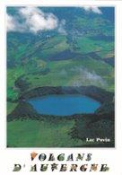 63----VOLCANS D'AUVERGNE--lac Pavin--voir 2 Scans - France