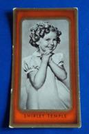 SHIRLEY TEMPLE # Altes Sammelbild / Vintage Photo-Karte # [19-2138] - Photographs