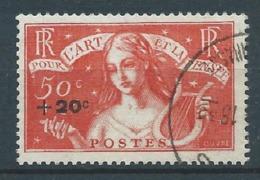 FRANCE 1936 .  N° 329  Oblitéré . - France
