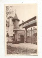 Cp,  69 , MILLERY , Entrée Du Château DESCOURS   , Vierge - Autres Communes