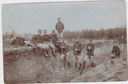 Leopoldsburg 1905 (FOTOKAART) - Militaria