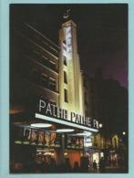 CPM Publicitaire Cinéma Multiplex Pathé 79 Rue De La République Lyon 2 ème - Voeux 1997 Au Recto - Cinema