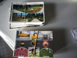 Espagne:Costa  Del  Sol      Marbella       Costa  Brava - 100 - 499 Cartoline