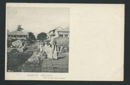 Comores - Mayotte   -  Débarcadère - Edit .  Société Des Comores OBE3489 - Komoren