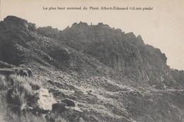 Océanie - Papouasie Nouvelle-Guinée - Le Plus Haut Sommet Du Mont Albert-Edouard - Papua New Guinea