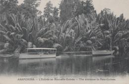 Océanie - Papouasie Nouvelle-Guinée - Arapokina - Entrance To New-Guinea - Papua New Guinea
