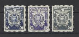 GUATEMALA.  YT PA  N° 266/268  Neuf **  1960 - Guatemala