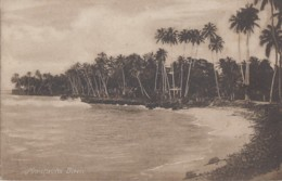 Océanie - Samoa - Savaii - Plage - Mantoula - Samoa