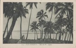 Océanie - Nouvelle-Calédonie - Les îles Loyauté - Iles Loyalty - Baie De Wé - Lifou - Nouvelle-Calédonie
