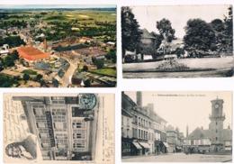 02 - 8 Cp - DEPARTEMENT AINSE - Postcards
