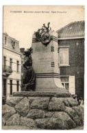FRAMERIES - Monument Joseph Dufrane Place Bosquétia - Frameries
