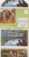 Océanie - Tahiti - Dépliant 4 Volets - Greetings From Tahiti - Tahiti