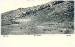 DELPHES - Le Stade - Griekenland