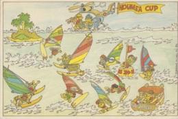 Océanie - Nouvelle Calédonie - Nouméa - Noumea Cup - Illustration Planche à Voile - Nouvelle-Calédonie
