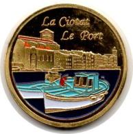 La Ciotat (13) : Le Port (Souvenirs Et Patrimoine) - Touristiques